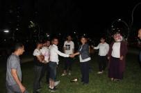 Başkan Akat Parklarda Ailelerle Bir Araya Geldi