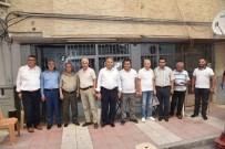 İSMAIL BILEN - Başkan Çerçi Vatandaşların Sorunlarını Dinledi