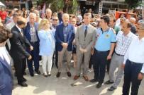 ALI SıRMALı - Başkan Kafaoğlu Körfezdeki Makamına Oturdu