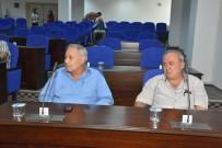 Başkan Kamil Saka, Oda Başkanları İle Bir Araya Geldi