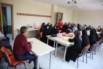 AİLE İÇİ ŞİDDET - Başkan Karabacak, Kadınlardan Destek İstedi