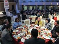 ALTıNDAĞ BELEDIYESI - Başkan Tiryaki, AK Parti Altındağ İlçe Teşkilatı Üyeleriyle İftarda Buluştu
