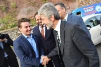 YUSUF ÖZTÜRK - Başkan Tuna Kızılcahamam'da Sokak İftarına Katıldı
