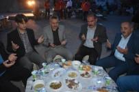 Başkan Tutal, Vatandaşlarla İftarda Bir Araya Geldi