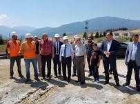 TÜRKİYE EMEKLİLER DERNEĞİ - Ceylan, 'Proje Bittiğinde Yeni Bir Yaşam Merkezi Oluşacak'