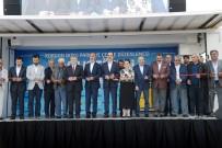 YÜRÜYÜŞ YOLU - Cihanbeyli Kordonboyu Parkı Açıldı