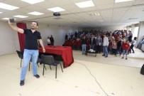 18 MART ÜNIVERSITESI - Çukurca'da Başarı Konferansı