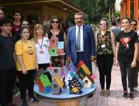 Çukurova Belediyesi'nde Kuş Evi Etkinliği