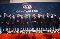 ANKARA TİCARET ODASI - Cumhurbaşkanı Erdoğan ATO'nun İftarına Katıldı