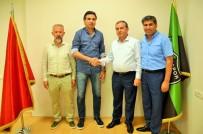 HALUK ULUSOY - Denizlispor'da Osman Özköylü Dönemi