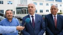 Dursunbey OSB'nin Altyapı İhalesi Yapıldı
