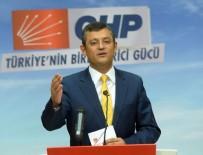 ÖZGÜR ÖZEL - CHP'li Özel: En çok desteği AK Parti'den buluruz