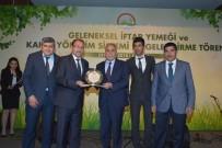 ÖDÜL TÖRENİ - Erzincan Gıda, Tarım Ve Hayvancılık Müdürlüğünün Kalitesi Belgelendi