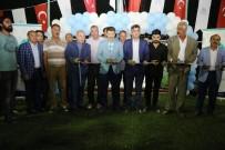 BELEDİYE MECLİS ÜYESİ - Eyyübiye'de Yapımı Tamamlanan Spor Kompleksinin Açılışı Yapıldı