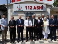 MUSTAFA GÜLER - Gebze 4 Nolu Acil Sağlık Hizmetleri İstasyonu Hizmete Açıldı