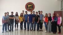 YABANCı DIL - GSO MEM'de Dış Ticaret Akademisi Eğitimleri Devam Ediyor