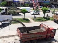 AHMET TURAN - Güroymak'ta Yol Yapım Çalışması