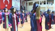 CEVDET ERDÖL - Hemşirelik Bölümü Mezunlarının Diploma Heyecanı