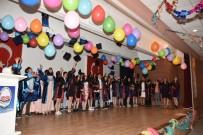 MUSTAFA TAŞ - İnönü'de Mezuniyet Töreni