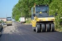 ACıSU - Kartepe'de Yol Yapım Çalışmaları Acısu'da Hız Kazandı