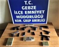 SİLAH TİCARETİ - Kocaeli'de Silah Ticareti Operasyonu Açıklaması 11 Gözaltı