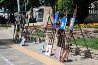 MINYATÜR - Köy Okulunda Yapılan Eserler Menteşe'de Sergilendi