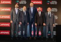 ÖMER ONAN - Lenovo, Tahincioğlu Basketbol Süper Ligi'nin Yeni Ana Sponsoru