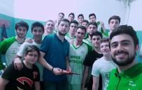 YUSUF ÖZDEMIR - Mamak Belediyesi U-21 Basketbol Takımı Finalde