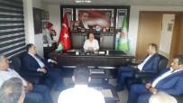 MUSTAFA AKSOY - MHP'de 24 Haziran Çalışmalarına Batı İlçelerinde Devam Etti