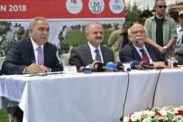 ESKİŞEHİR VALİSİ - Millet Bahçesi İçin Protokol İmzalandı