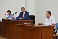 MUAMMER AKSOY - Nazilli Belediye Meclisi Haziran Ayı Toplantısı Yapıldı