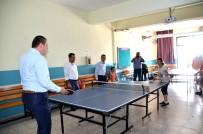 Öğrenciler Doyasıya Masa Tenisi Oynadı