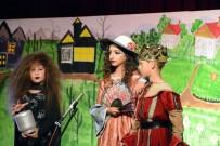 TÜPRAŞ - 'Prenses Melisa Kral Zakkuma Karşı' Aliağa'da Sahne Aldı