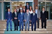 KARABÜK ÜNİVERSİTESİ - Rektör Uzun, BKÜB Toplantısına Katıldı