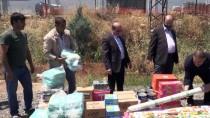KARAKÖPRÜ - Şanlıurfa'dan Afrin'e İnsani Yardım