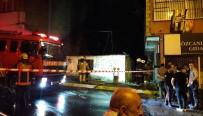 GECEKONDU - Sarıyer'de Boş Bir Gecekonduda Tüp Patladı