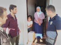 RAMAZAN PAKETİ - Sason Emniyetinden Ramazan Yardım