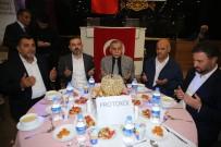 AK PARTİ MİLLETVEKİLİ - Sincan Belediye Başkanı Ercan, İftarda Kırşehirlilerle Buluştu