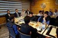 MÜFTÜ VEKİLİ - Suriyeli Hafız Öğrencilerle İftar Programı