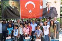 MUNZUR ÇAYı - Tunceli'de En Çok Kitap Okuyan Öğrenciler Ödüllendirildi