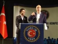 KAĞIT TOPLAYICISI - TÜRK-İŞ Genel Başkanı Atalay, Atık Kağıt Toplayıcılarıyla İftarda Buluştu