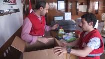 KALKINMA BANKASI - Türk Kızılayı Yardımlarını Katlıyor