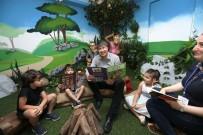 OYUNCAK KÜTÜPHANESİ - Türkiye'ye Model Olacak Kitap Ve Oyuncak Kütüphanesi Hizmete Açıldı