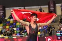 EKREM ÖZTÜRK - U23 Avrupa Güreş Şampiyonası'na Grekoromen Milli Takımı Damga Vurdu