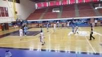 Umurbey Belediyespor Çeyrek Finalde