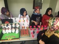VEHBİ KOÇ - Üniversite Öğrencileri Eğitici Materyal Sergisi Açtı