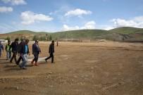 Vali Ali Hamza Pehlivan Kırklartepe Barajı İnşaat Çalışmalarını İnceledi