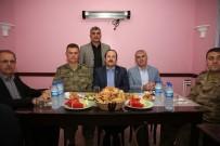 Vali Ali Hamza Pehlivan Konursu Köyü'nde İftara Katıldı