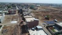 SU ARITMA TESİSİ - Viranşehir'de Alt Yapı Çalışmaları Sürüyor
