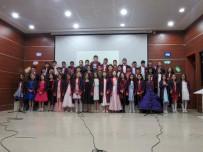 YABANCı DIL - Yozgat Çözüm Koleji'nde Mezuniyet Sevinci